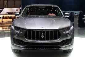 levante maserati interior maserati levante suv global debut at geneva motor show indian
