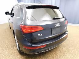 Audi Q5 6 Cylinder - 2014 used audi q5 quattro 4dr 3 0t premium plus at north coast