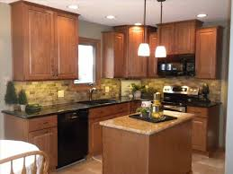 Kitchen Painting Ideas With Oak Cabinets Painting Kitchen Walls With White Cabinets Deductour Com