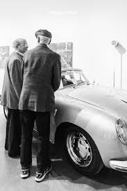 first porsche 356 rolling classics porsche and art