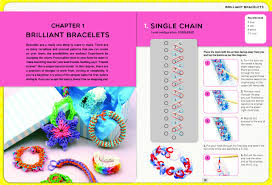 loom band it 60 rubberband projects for the budding loomineer