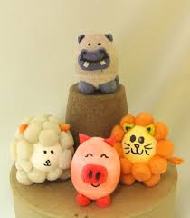 Decorating Easter Eggs Hard Boiled by Hard Boiled Egg Animals Decorated With Magic Nuudles Easter