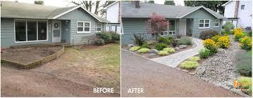 front yard slope landscaping part 21 95 best landscape design