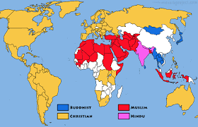 Islam World Map by Comparisons Violent Death Project U2013 Home Of The Violent Death