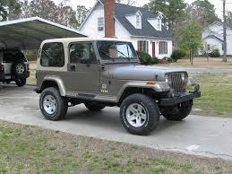 1991 jeep wrangler 1991 jeep wrangler yj update