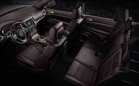 luxury jeep interior 2015 jeep grand cherokee suv http www maloychryslerdodgejeepram