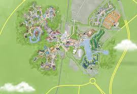 Disney Resorts Map Map Of Disneyland Paris And Walt Disney Studios Visiting