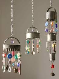 Garden Crafts Ideas - top 10 crafts made of junk top inspired