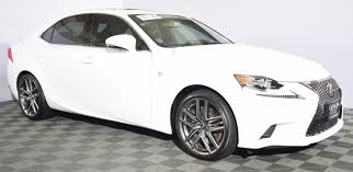 lexus is 350 f 2015 for sale white lexus is 350 for sale used cars on buysellsearch