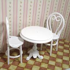 Dollhouse Dining Room Furniture by Dollhouse Table Chairs Promotion Shop For Promotional Dollhouse
