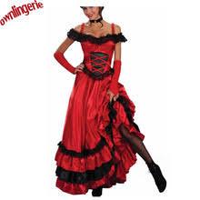 Burlesque Halloween Costumes Popular Saloon Costumes Buy Cheap Saloon Costumes Lots China