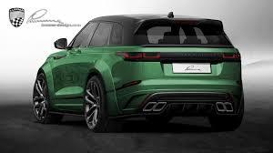 range rover velar vs sport lumma news lumma clr gt limited edition