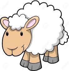 printable sheep clipart sheep clipart 9999 clipartpen