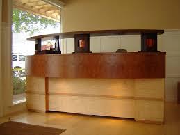 carver contemporary wood desk pad loversiq