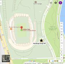 Chicago Race Map by Walk Ms Chicago Soldier Field 2017 National Ms Society