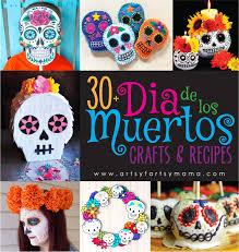 30 dia de los muertos crafts recipes dia de and ideas