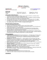 Resume For A Part Time Job by Student Job Resume Free Resume Example And Writing Download