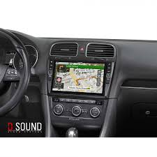 alpine x901d g6 advanced navi station for volkswagen golf 6
