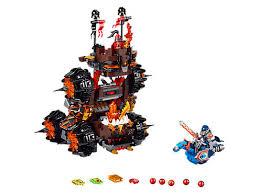 siege lego general magmar s siege machine of doom 70321 nexo knights