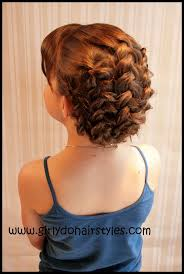 Easy Hairstyle For Girls by 144 Best Tween Hair Images On Pinterest Hairstyles Braids And