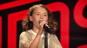 The Voice Blind Auditions 3 Ashley My Immortal Blind Audition Iv The Voice Kids 2017
