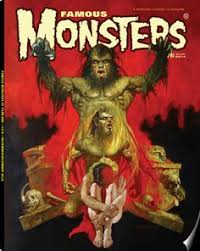 the masks of famous monsters issue 2 blood curdling blog of