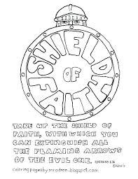 lds coloring pages i can be a good exle faith coloring pages ctr shield coloring page shield of faith