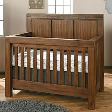 Rustic Convertible Crib Oxford Baby Piermont 4 In 1 Convertible Crib Rustic Farmhouse
