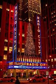 radio city music hall christmas spectacular ornament 75th year