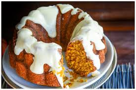 pumpkin cakes halloween pumpkin spice bundt cake a healthy life for me
