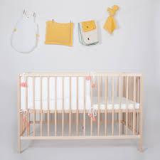 nobodinoz tour de lit lits bebe silhouette tour de lit bébé gigoteuse sans manches