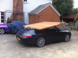 Garage Doors Used by The Time We Decided To Transport A Garage Door Using A 996 911