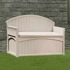 garden storage benches wayfair co uk