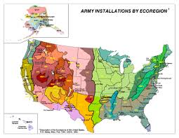 map us army bases map headquarters us army corps of engineers map of us army bases