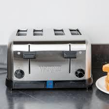 Waring Pro 4 Slice Toaster Oven Waring Wct708 4 Slice Commercial Toaster 120v Commercial