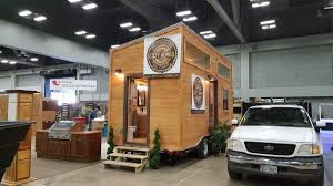 tiny house big living double loft tiny house on wheels with big bathroom