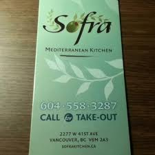 Sofra Mediterranean Kitchen - sofra kitchen sofrakitchen twitter