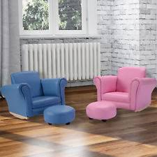 Armchair For Toddlers Blue Armchair For Children Ebay