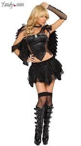 Angel Halloween Costume Women Dark Angel Costume Dark Angel Halloween Costume