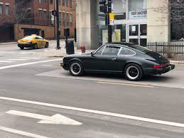 porsche 911 dark green stunning dark green classic 911 in chicago can anyone tell me more