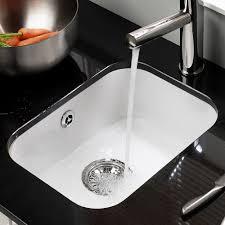 ceramic undermount kitchen sinks astracast lincoln 3040 undermount ceramic kitchen sink sinks