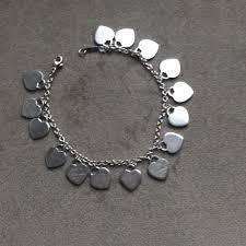 multi heart bracelet images Tiffany co jewelry tiffany co multi heart bracelet poshmark jpg