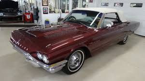 1964 ford thunderbird roadster stock 176405 for sale near