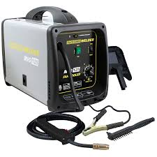 pro series mmig125 125 amp fluxcore welder kit black mig