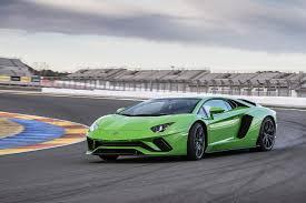 Lamborghini Gallardo Drift - the new lamborghini aventador s dynamic launch in valencia
