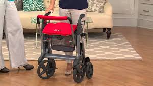 rollator design active design rollator with seat large wheels cables