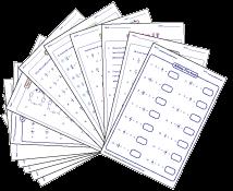 sixth grade math worksheets