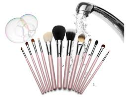 How To Care For Your by How To Clean Makeup Brushes At Home How To Care For Your Makeup