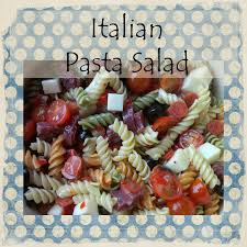 pasta salad gloriously made