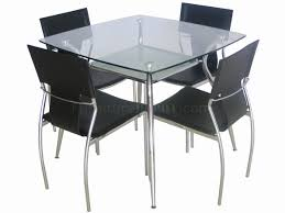 glass dining table rectangular all glass dining table table with